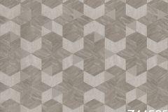 Z44525 cikkszámú tapéta.3d hatású,csillámos,geometriai mintás,különleges felületű,ezüst,szürke,súrolható,vlies tapéta