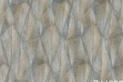 Z44533 cikkszámú tapéta.3d hatású,absztrakt,különleges felületű,metál-fényes,barna,ezüst,szürke,súrolható,vlies tapéta